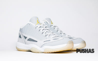 Retro 11 I.E. Low 'Cool Grey' (New)