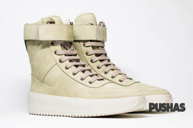 Military Sneaker 'Money Green' (New)