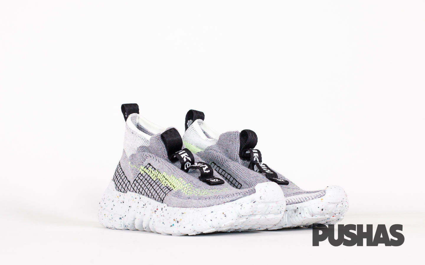 pushas-nike-Space-Hippie-02-Grey-Volt