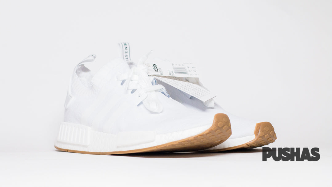 NMD_R1 PK - White/Gum (New)
