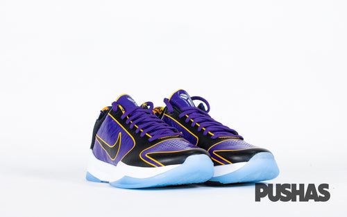 pushas-nike-Kobe-5-Protro-Lakers