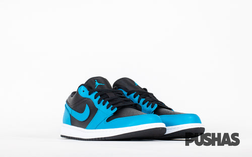 pushas-nike-Air-Jordan-1-Low-Laser-Blue-2020