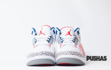 Air Jordan 3 Retro 'True Blue' 2016 (New)