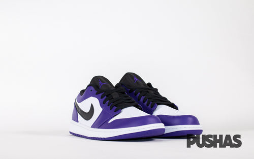 pushas-nike-Air-Jordan-1-Low-Court-Purple