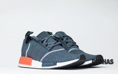NMD_R1 - Dark Grey/Solar Red (New)