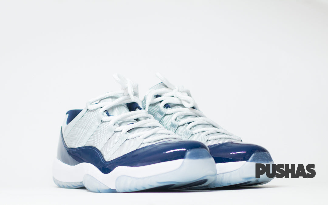 Retro 11 Low 'Georgetown' (New)