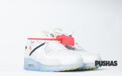 The Ten: Air Max 90 x 'Off-White' (New)