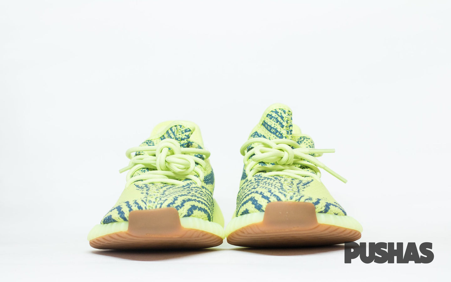 best loved 13275 d83c0 Yeezy Boost 350 V2 'Frozen Yellow' 2018 (New) – PUSHAS