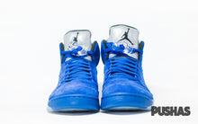 Air Jordan 5 'Blue Suede' (New)
