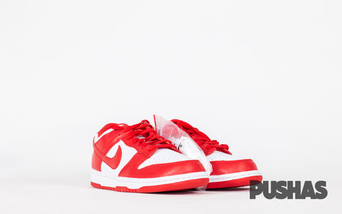 pushas-nike-Dunk-Low-University-Red-St. John