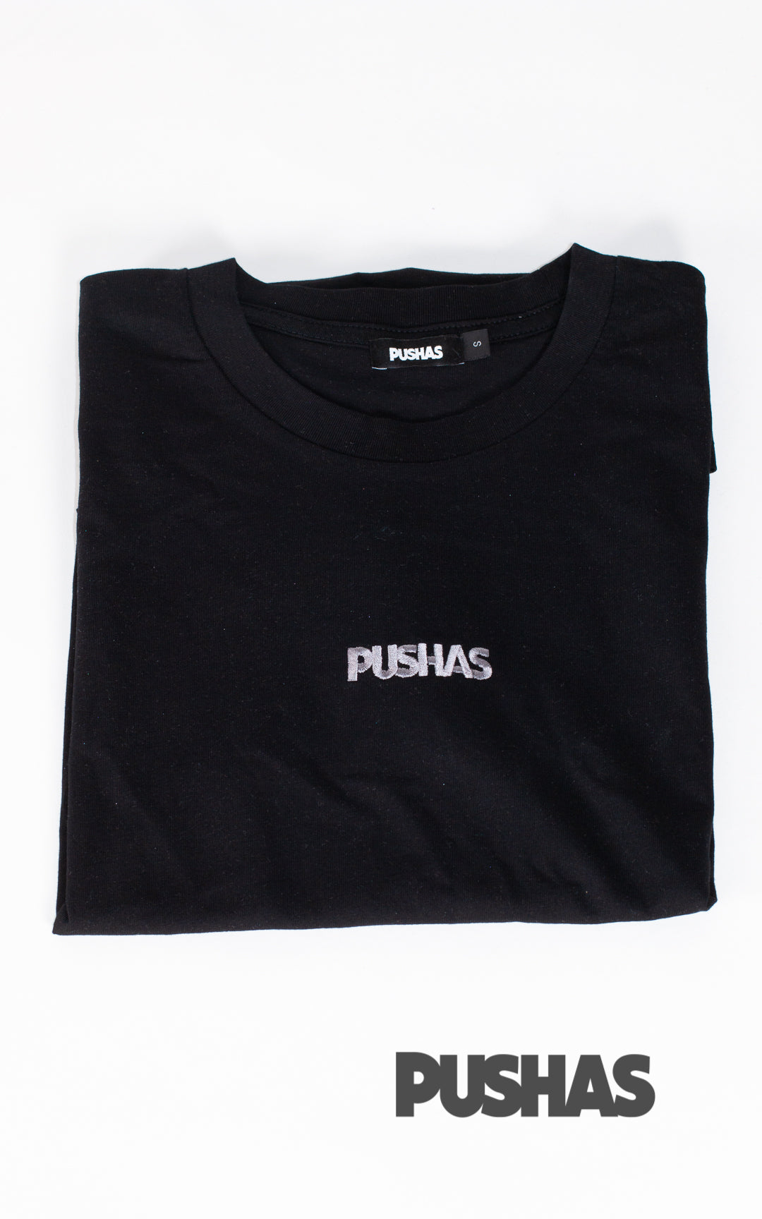 'Reflective' Embroidered T-Shirt
