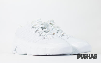 Retro 9 Low - White (New)