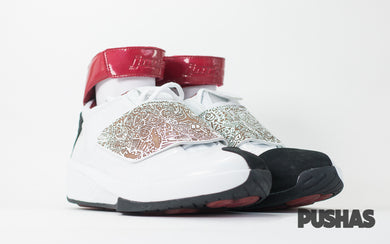 Air Jordan 20 - White/Red (New)