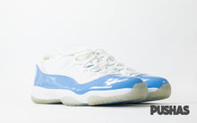 pushas-nike-Air-Jordan-11-Retro-Low-UNC