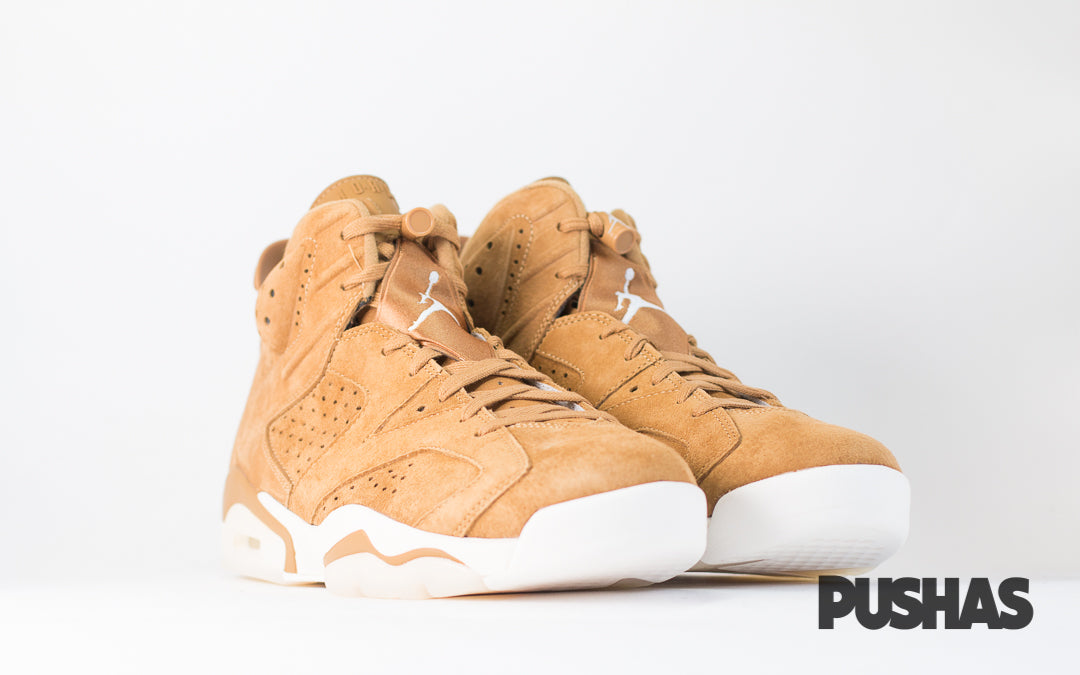 pushas-air-jordan-6-wheat