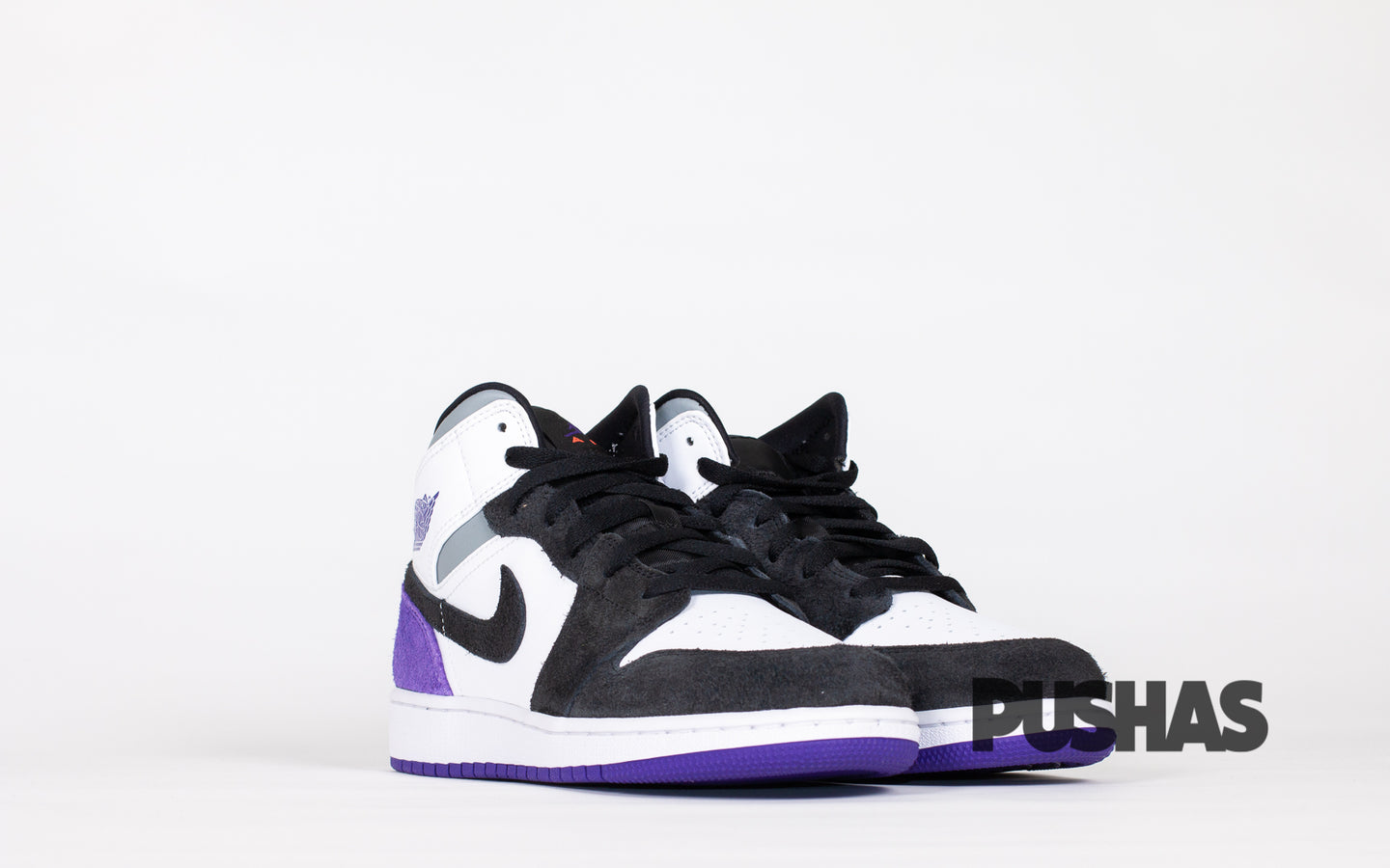pushas-nike-Air-Jordan-1-Mid-SE-Purple-GS