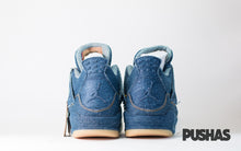 Air Jordan 4 x Levi's 'Denim' (New)