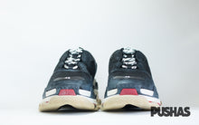 Triple S - Black/Red (New)