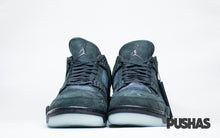 KAWS x Air Jordan 4 - Black (New)