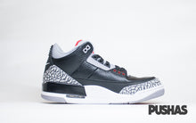 Air Jordan 3 Retro 'Cement' 2018 - Black (New)