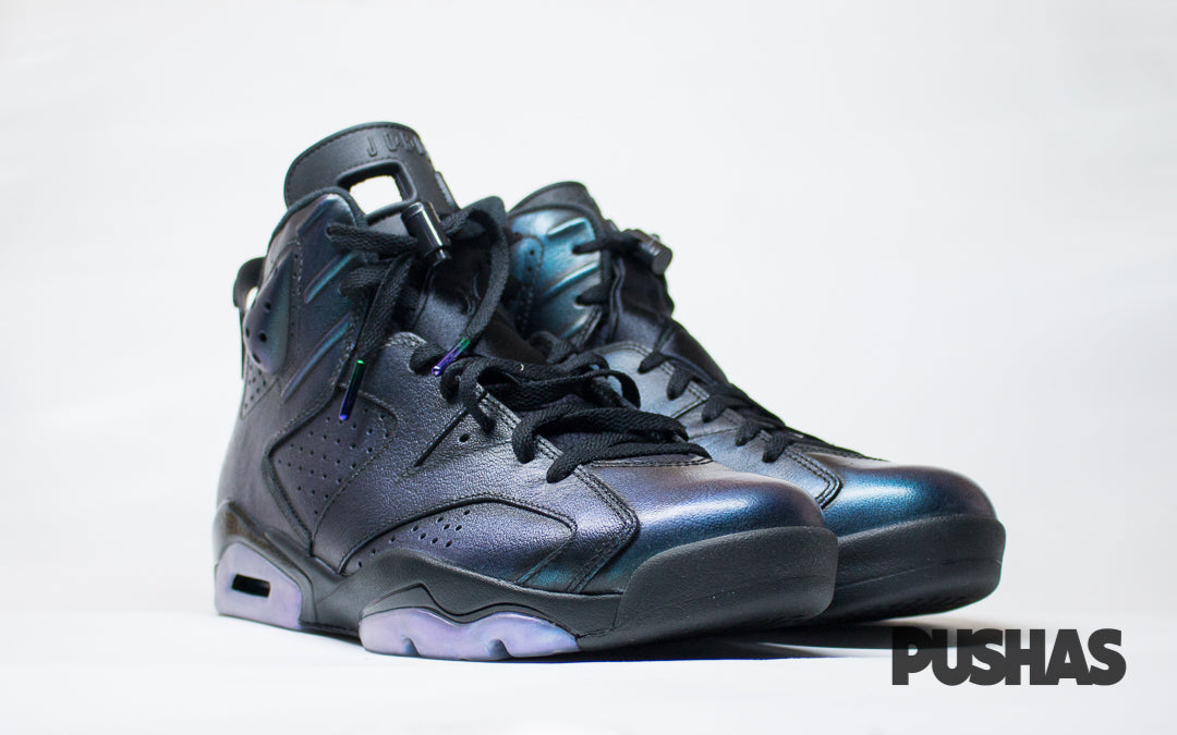 quality design dd0c0 1f35c Air Jordan 6 'All-Star Weekend' (New) – PUSHAS