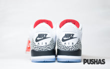 Retro 3 White Cement 'Free Throw Line' (New)