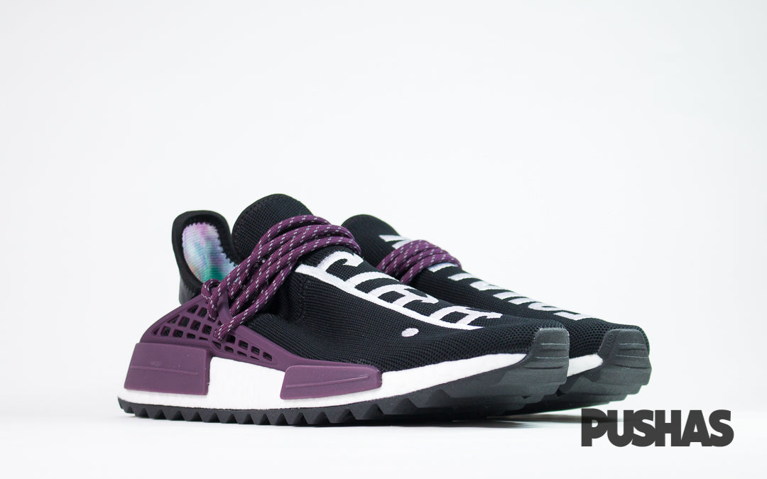 pushas-adidas-pharrell-williams-hu-human-race-core-black-purple-holi-festival