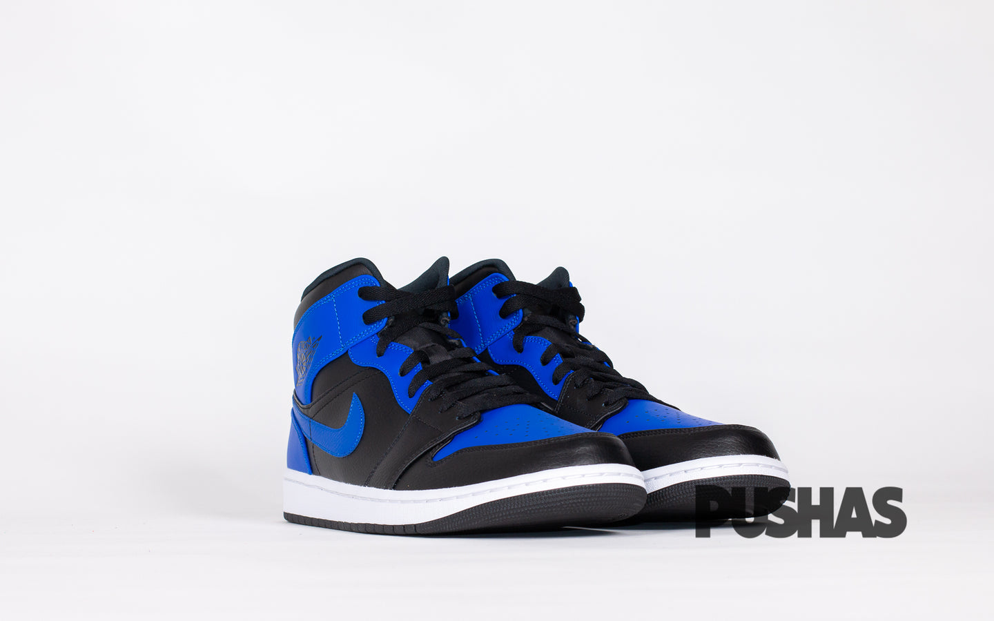 pushas-nike-Air-Jordan-1-Mid-Hyper-Royal