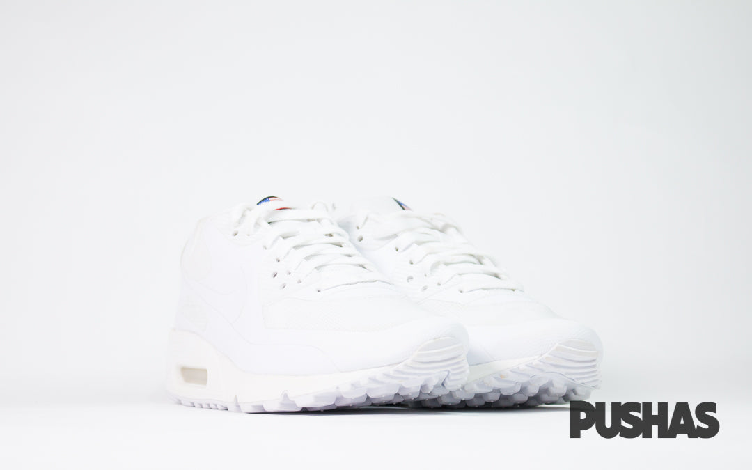 pretty nice 3fddb a988c Air Max 90 'Independence Day' - White (New) – PUSHAS