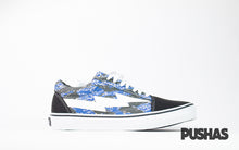 Revenge x Storm Low Top - Blue Camo (New)