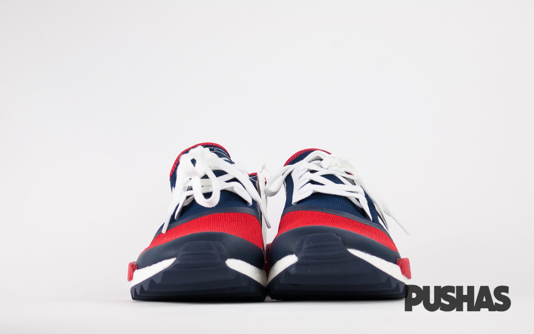 new style ab1d4 0be7b NMD Trail PK x White Mountaineering - Red White Blue (New) ...