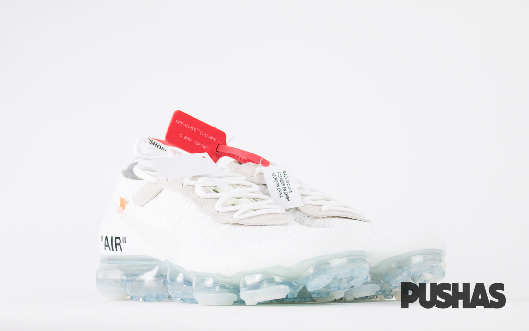 VaporMax x 'Off-White' 2.0 - White (New)