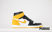 Retro 1 'Yellow Ochre' (New)