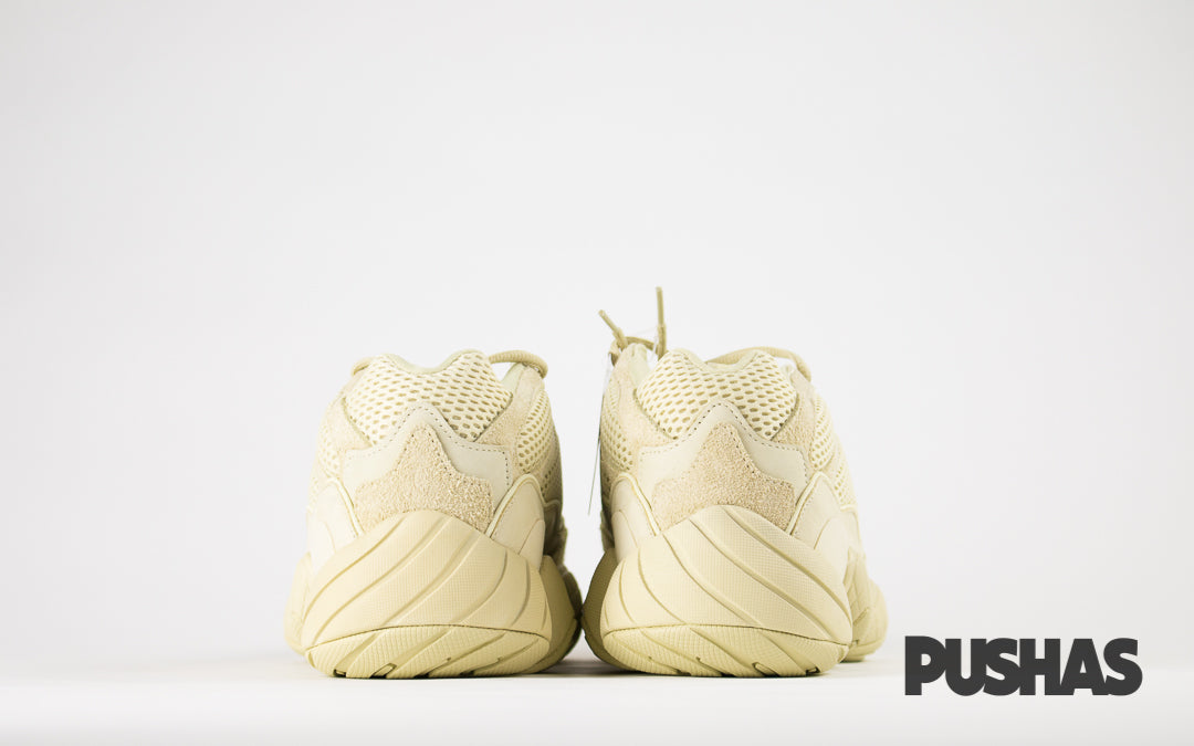 new arrival 68b4a 8ff8d Yeezy 500 Desert Rat 'Super Moon Yellow' (New) – PUSHAS