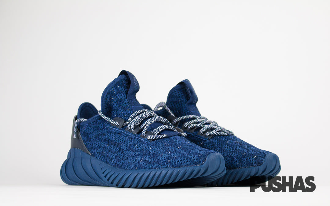 separation shoes a4872 ca92d Tubular Doom Sock PK Navy (New) – PUSHAS