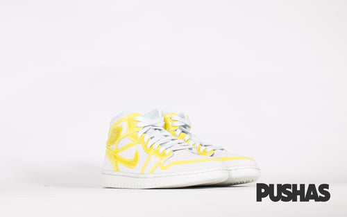 pushas-nike-Air-Jordan-1-Mid-LX-Off-White-Opti-Yellow-W