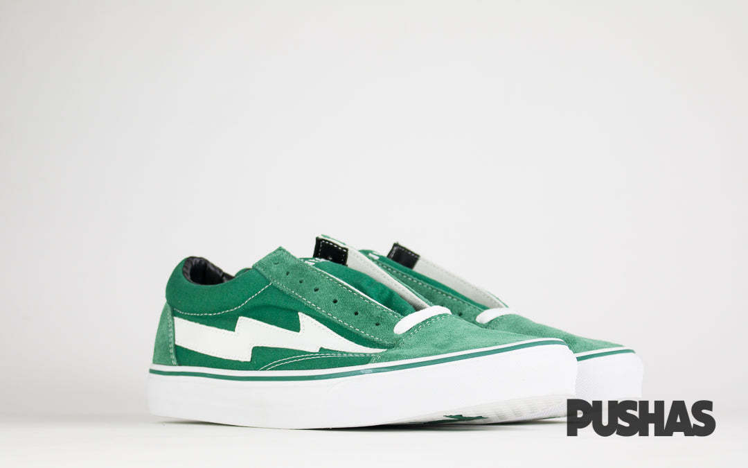 pushas-vans-revenge-storm-low-top-green