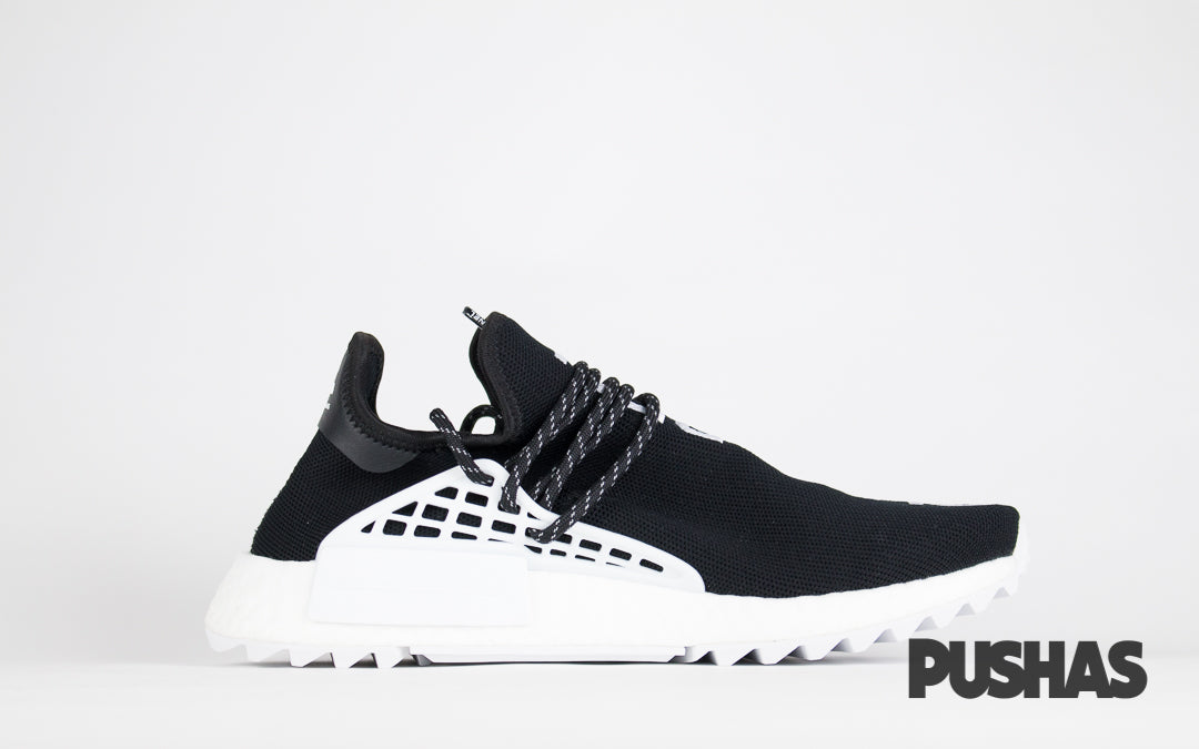 on sale 5142b ba882 Chanel x Pharrell NMD Trail 'Human Race' (New) – PUSHAS