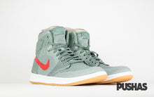 pushas-Air-Jordan-1-Flyknit-Clay-Green