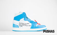 Air Jordan 1 x Off-White 'UNC' (New)