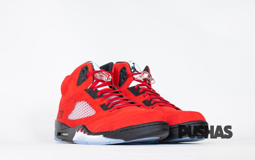 pushas-nike-Air-Jordan-5-Raging-Bull-Red-2021