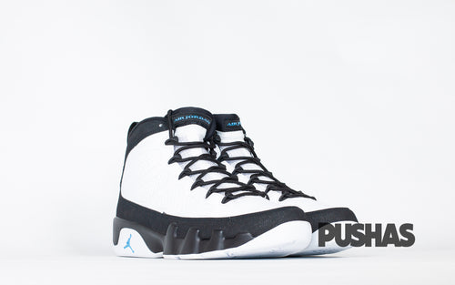 pushas-nike-Air-Jordan-9-University-Blue