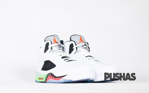 pushas-nike-Air-Jordan-5-Poison-Green