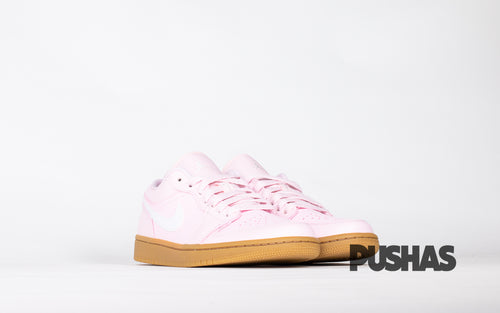 pushas-nike-Air-Jordan-1-Low-Arctic-Pink-Gum-W