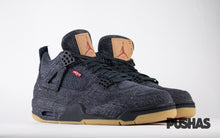 Air-Jordan-4-Levis-Black-Denim-Retro
