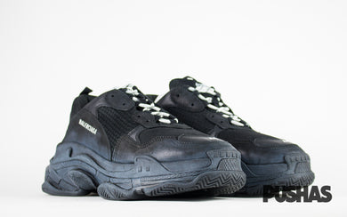 pushas-balenciage-triple-s-triple-black-distressed-2018
