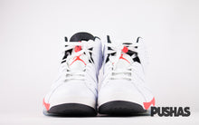 Retro 6 'Infrared' - White (New)