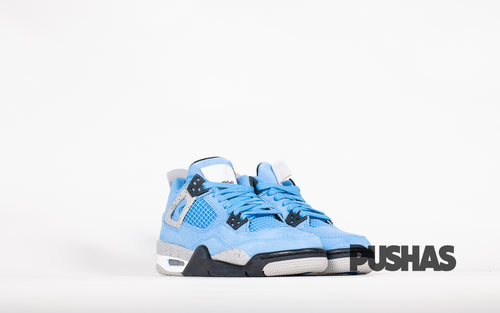 pushas-nike-Air-Jordan-4-University-Blue-GS