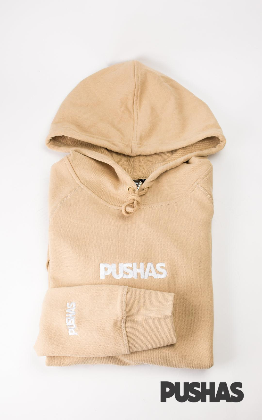 'Premium Embroidered' Hoodie (Pro-Heavyweight)