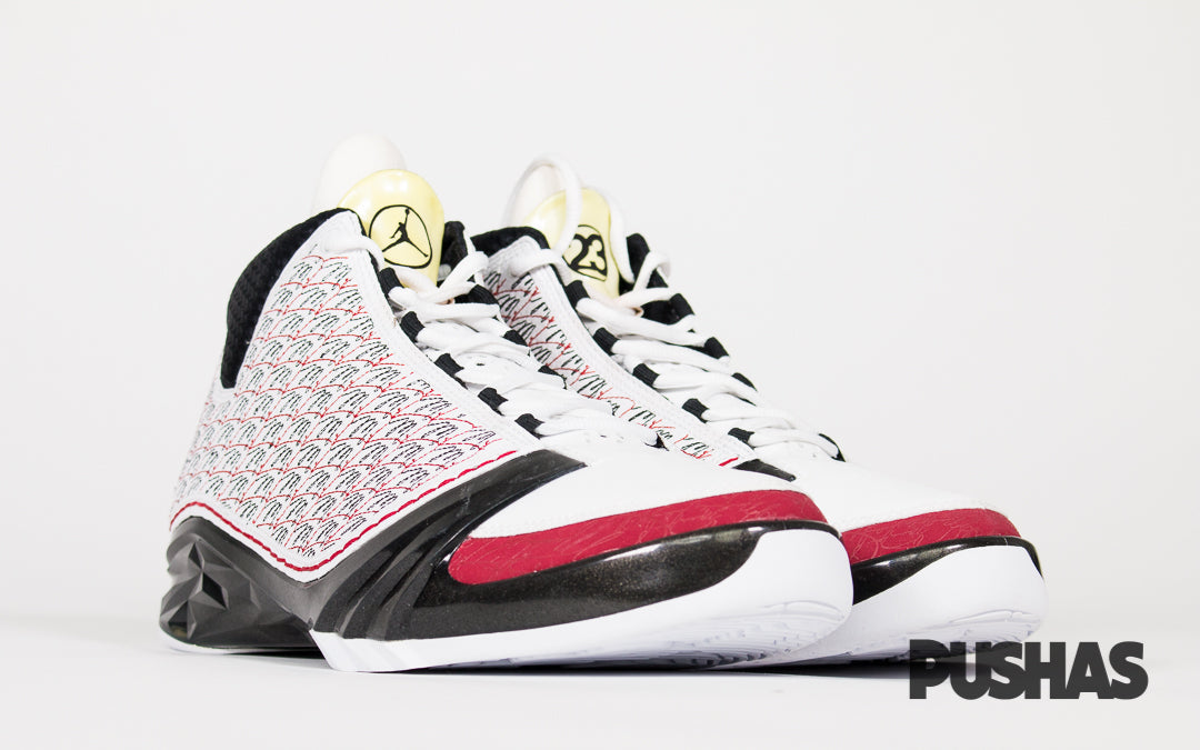 pushas-nike-Air-Jordan-23-White-Black-Varsity Red